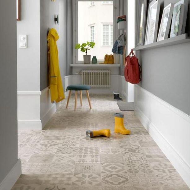 Ulike typer gulv